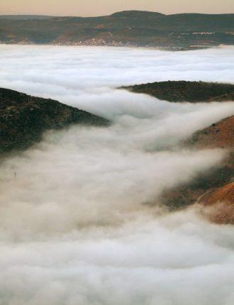 פיתולי הערפל – ניל מרסר